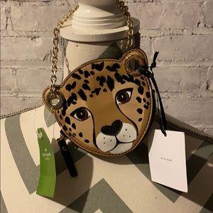 Kate Spade Leopard Colin Purse
